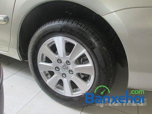 Bán Toyota Sienna Le đời 2008, màu bạc đã đi 42000 km-4