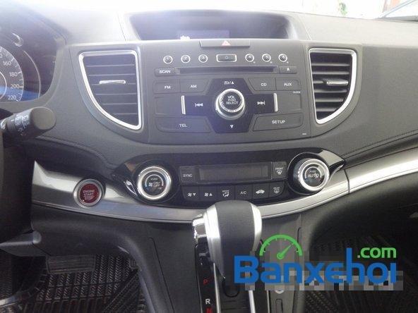 Cần bán xe Honda CR V đời 2015, màu bạc, gọi ngay 0938 500 503-9