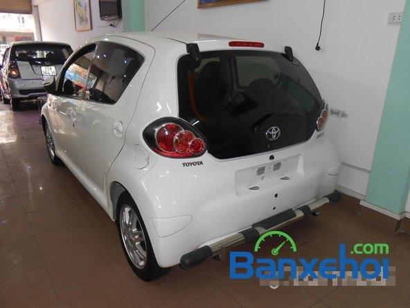Bán ô tô Toyota Aygo đời 2011, màu trắng đã đi 40000 km, giá chỉ 470 triệu-3