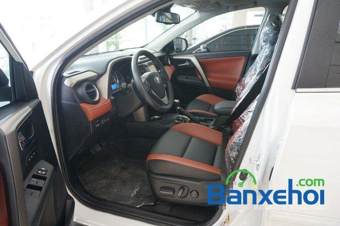 Cần bán Toyota RAV4 đời 2014, màu trắng, nhập khẩu nguyên chiếc-7