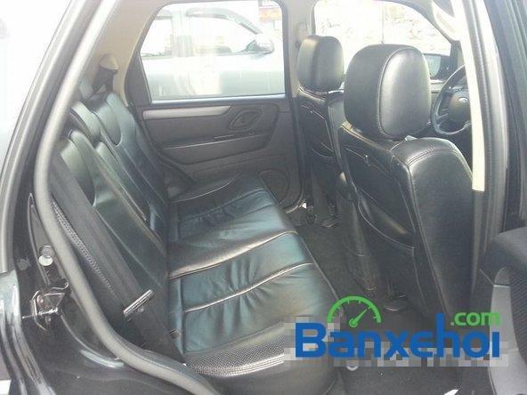 Cần bán Ford Escape 2.3L XLS AT đời 2011, màu đen-5