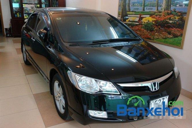 Bán ô tô Honda Civic 2006, màu đen số tự động-0