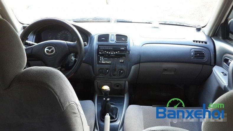 Bán ô tô Mazda 323 Classic đời 2003, màu trắng chính chủ-2