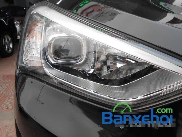 Cần bán xe Hyundai Santa Fe SLX đời 2013, màu đen đã đi 30000 km-2