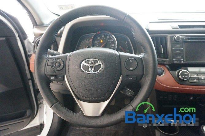 Cần bán Toyota RAV4 đời 2014, màu trắng, nhập khẩu nguyên chiếc-9