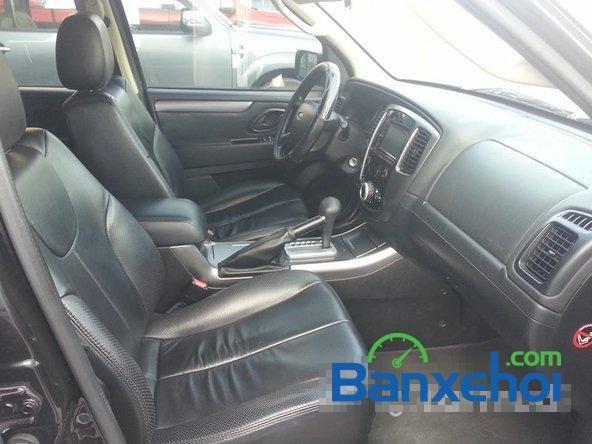 Cần bán Ford Escape 2.3L XLS AT đời 2011, màu đen-3