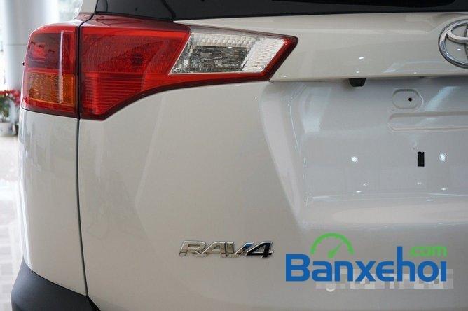 Cần bán Toyota RAV4 đời 2014, màu trắng, nhập khẩu nguyên chiếc-5