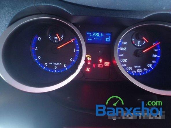 Xe Hyundai Genesis sản xuất 2008, màu vàng, nhập khẩu số tự động, 640 triệu-2