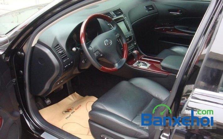Cần bán xe Lexus GS 350 sản xuất 2009, màu đen, nhập khẩu nguyên chiếc đã đi 35000 km-5