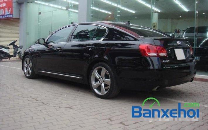 Cần bán xe Lexus GS 350 sản xuất 2009, màu đen, nhập khẩu nguyên chiếc đã đi 35000 km-3