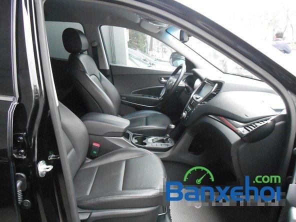 Cần bán xe Hyundai Santa Fe SLX đời 2013, màu đen đã đi 30000 km-6