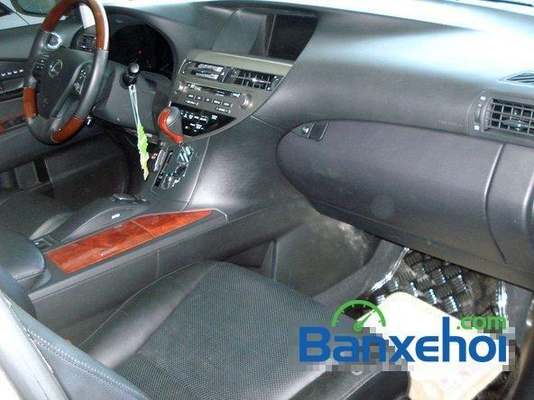 Cần bán Lexus RX 350 đời 2010, màu bạc, gọi ngay 0945982779-5