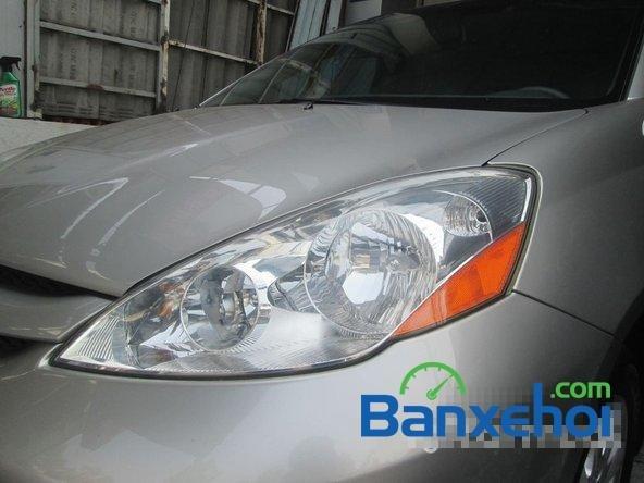 Bán Toyota Sienna Le đời 2008, màu bạc đã đi 42000 km-2
