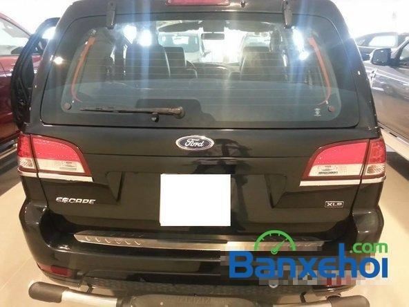 Bán Ford Escape 2.3L XLS AT đời 2010, màu đen, giá chỉ 580 triệu-5