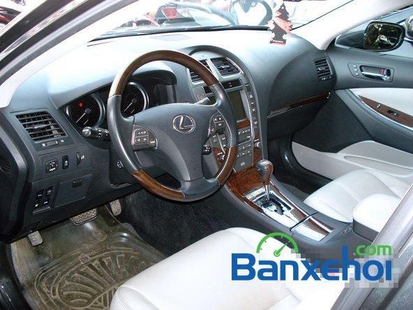Bán Lexus ES 350 đời 2010, màu xám, liên hệ 0945982779-3