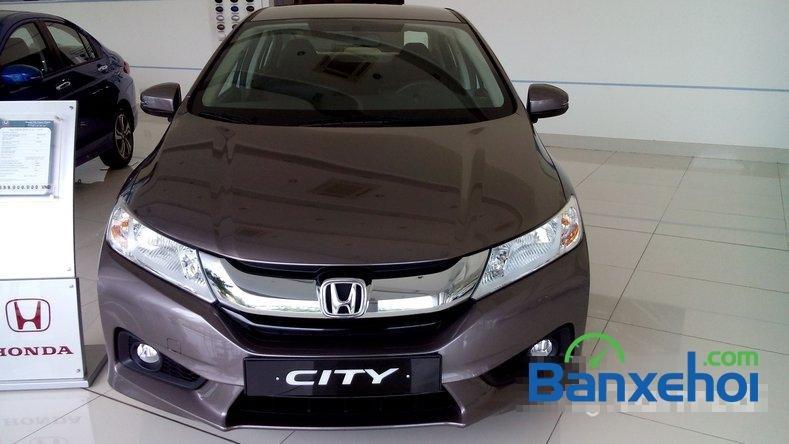 Cần bán Honda City 1.5L đời 2015, màu nâu, liên hệ 0938536777-0