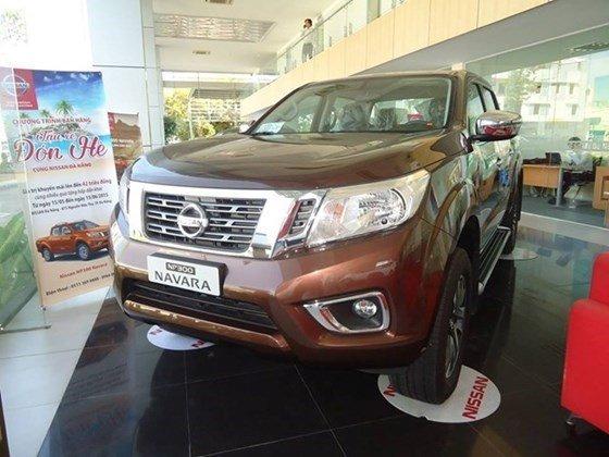 Cần bán xe Nissan Navara NP300 đời 2015, màu nâu, nhập khẩu-3