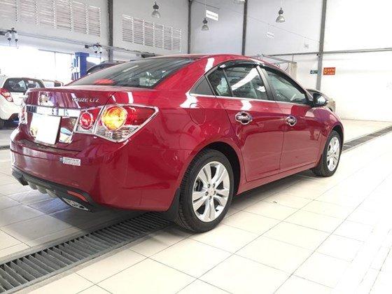 Bán xe Chevrolet Cruze đời 2015, màu đỏ, nhập khẩu, giá chỉ 612 triệu-3