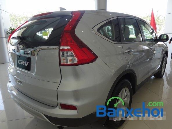 Cần bán xe Honda CR V đời 2015, màu bạc, gọi ngay 0938 500 503-3