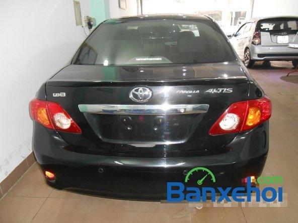 Cần bán lại xe Toyota Corolla altis 1.8 G đời 2010, màu đen đã đi 50000 km-3