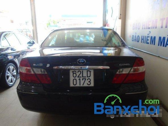 Bán ô tô Toyota Camry đời 2003, màu đen, nhập khẩu đã đi 86200 km-4