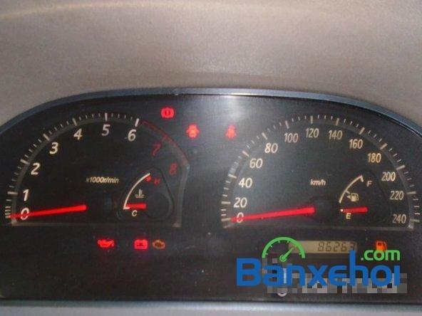 Bán ô tô Toyota Camry đời 2003, màu đen, nhập khẩu đã đi 86200 km-8
