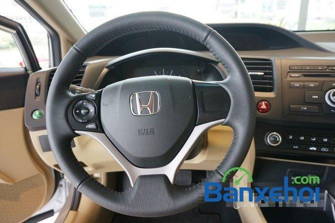 Bán ô tô Honda Civic 1.8 đời 2015, màu bạc, giá 780tr-12