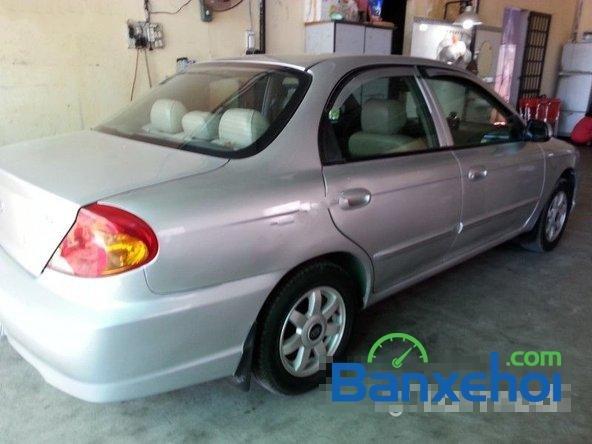 Cần bán Kia Spectra LS đời 2005, màu bạc xe gia đình, 210 triệu-2