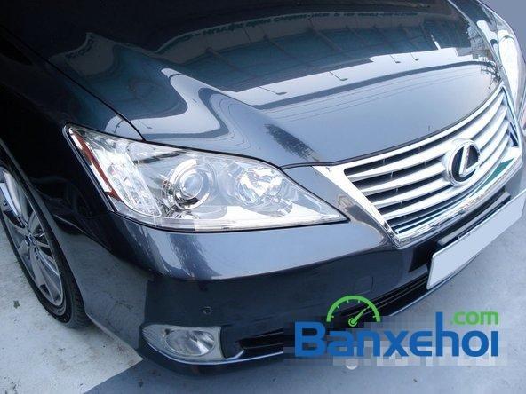 Bán Lexus ES 350 đời 2010, màu xám, liên hệ 0945982779-1