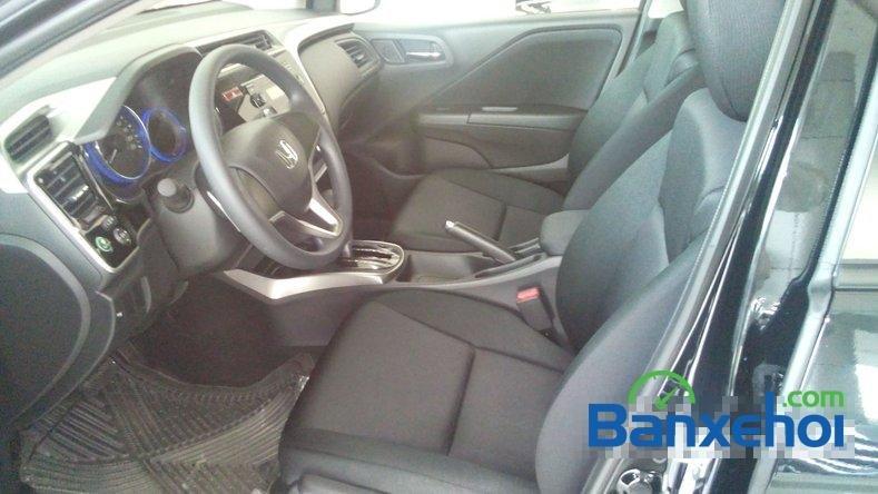 Cần bán Honda City 1.5L sản xuất 2015, màu đen-6