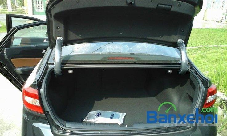 Bán Hyundai Sonata sản xuất 2014, màu đen, nhập khẩu chính hãng -2