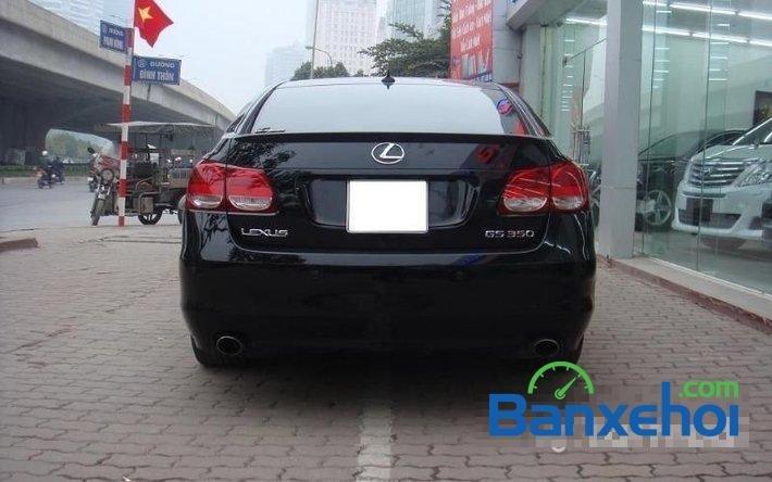 Cần bán xe Lexus GS 350 sản xuất 2009, màu đen, nhập khẩu nguyên chiếc đã đi 35000 km-4