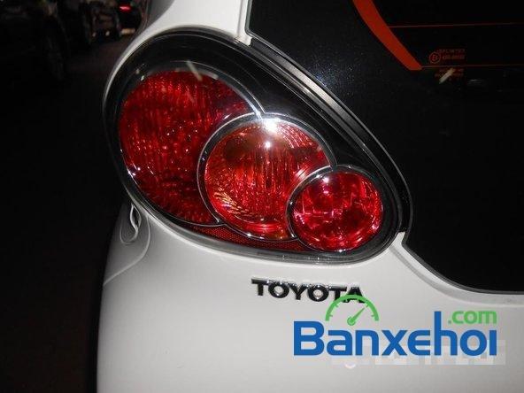 Bán ô tô Toyota Aygo đời 2011, màu trắng đã đi 40000 km, giá chỉ 470 triệu-4