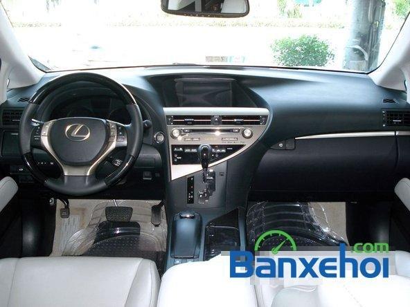 Bán ô tô Lexus RX 350 đời 2013, màu bạc, nhập khẩu chính hãng số tự động-6