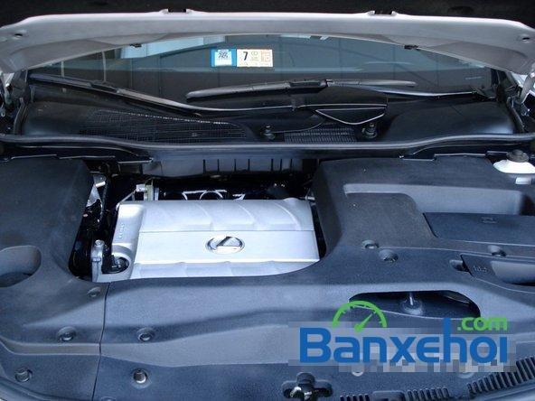 Bán ô tô Lexus RX 350 đời 2013, màu bạc, nhập khẩu chính hãng số tự động-9