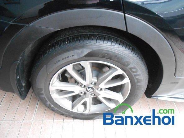 Cần bán xe Hyundai Santa Fe SLX đời 2013, màu đen đã đi 30000 km-5