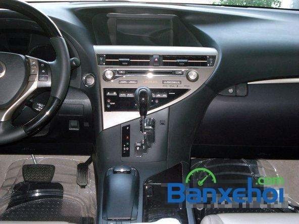 Bán ô tô Lexus RX 350 đời 2013, màu bạc, nhập khẩu chính hãng số tự động-8