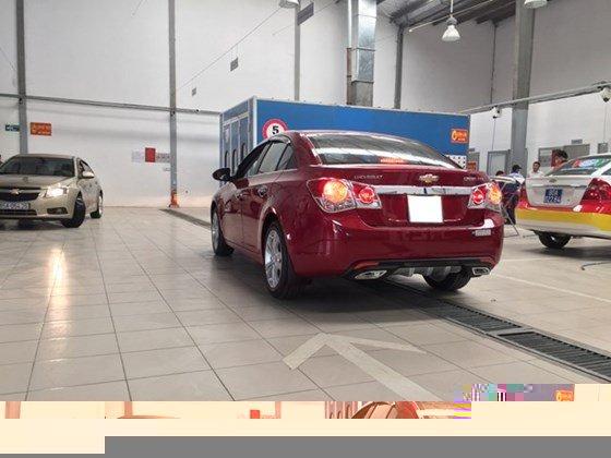 Bán xe Chevrolet Cruze đời 2015, màu đỏ, nhập khẩu, giá chỉ 612 triệu-5