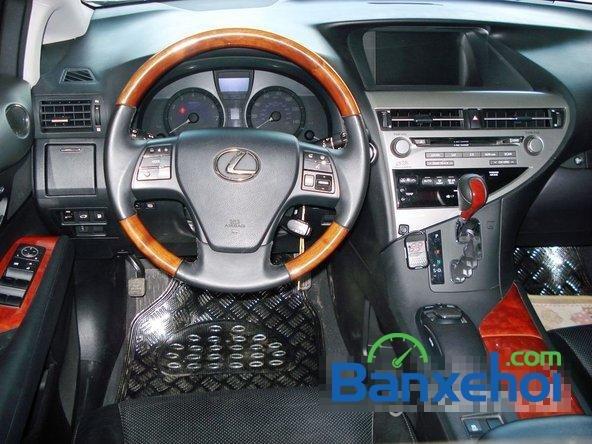 Cần bán Lexus RX 350 đời 2010, màu bạc, gọi ngay 0945982779-3