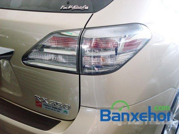 Cần bán Lexus RX 350 đời 2010, màu bạc, gọi ngay 0945982779-2