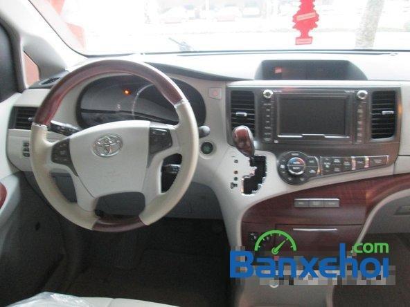 Bán xe Toyota Sienna Limited năm 2013, màu trắng đã đi 10000 km-7