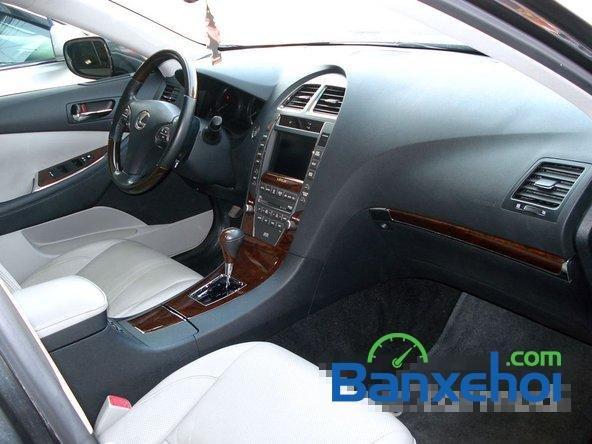 Bán Lexus ES 350 đời 2010, màu xám, liên hệ 0945982779-5