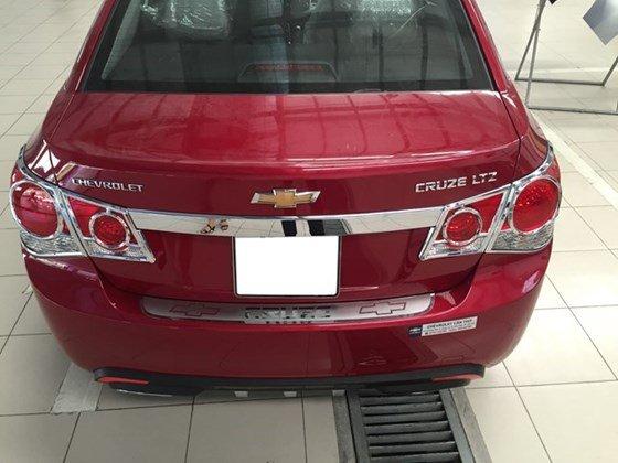 Bán xe Chevrolet Cruze đời 2015, màu đỏ, nhập khẩu, giá chỉ 612 triệu-9