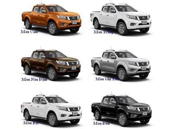 Cần bán xe Nissan Navara NP300 đời 2015, màu nâu, nhập khẩu-1