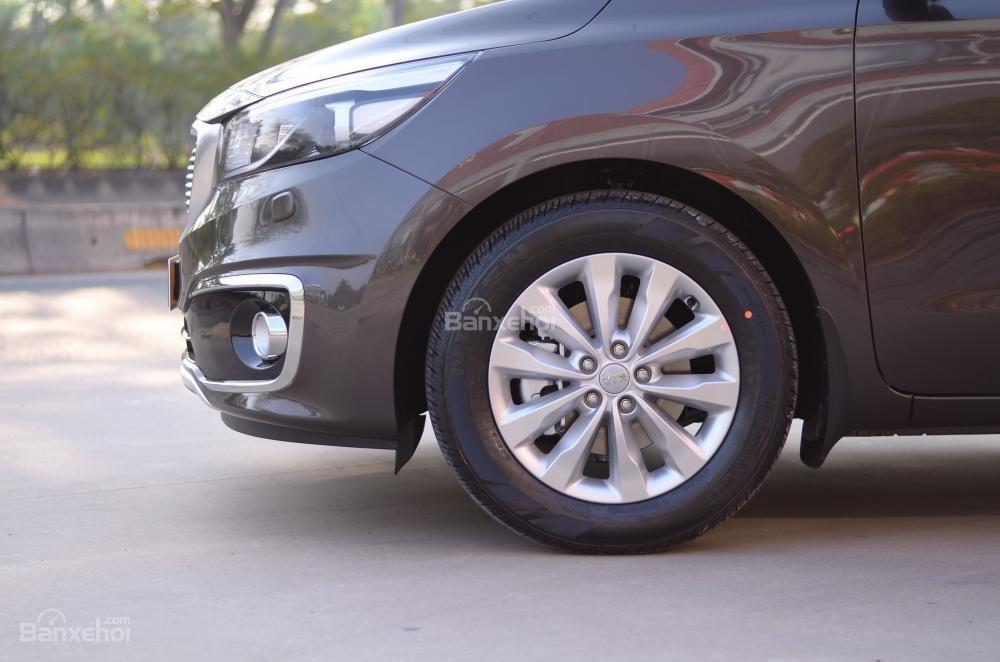 Kia Grand Sedona đẳng cấp cao giá cực sốc trong phân khúc MPV cỡ lớn-6
