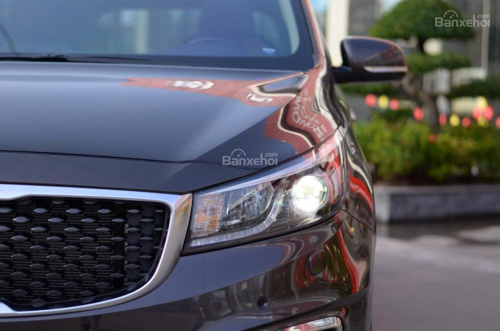 Kia Grand Sedona đẳng cấp cao giá cực sốc trong phân khúc MPV cỡ lớn-7
