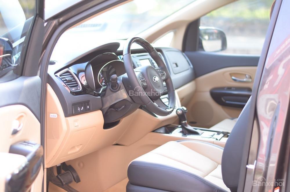Kia Grand Sedona đẳng cấp cao giá cực sốc trong phân khúc MPV cỡ lớn-11