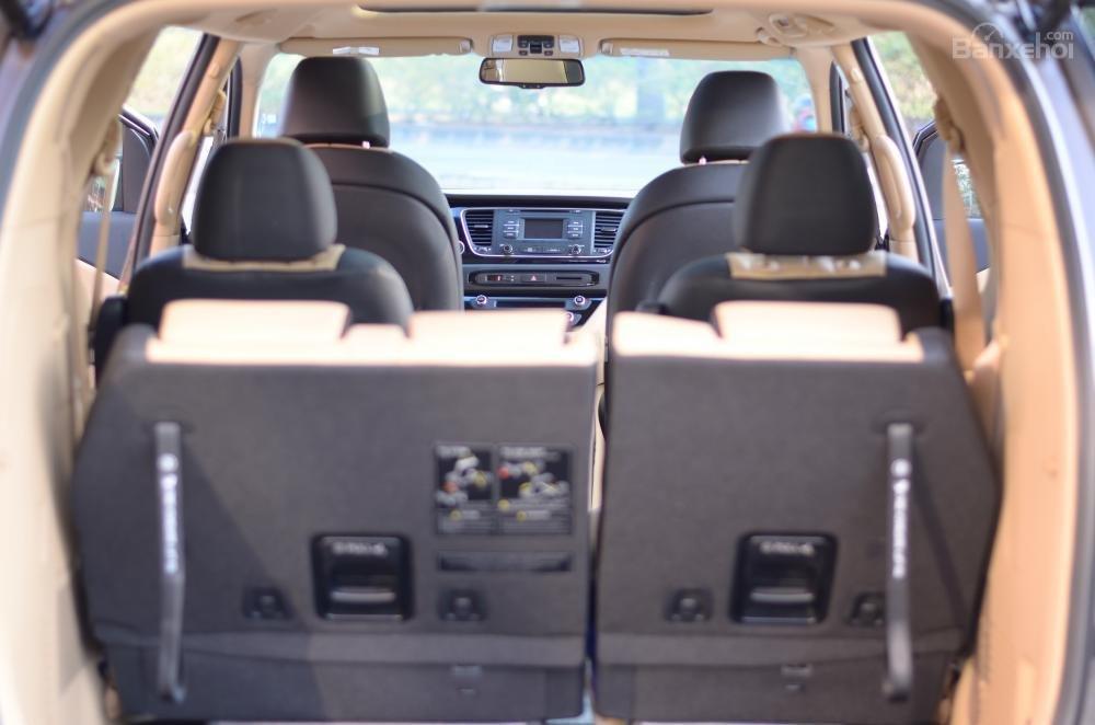 Kia Grand Sedona đẳng cấp cao giá cực sốc trong phân khúc MPV cỡ lớn-14