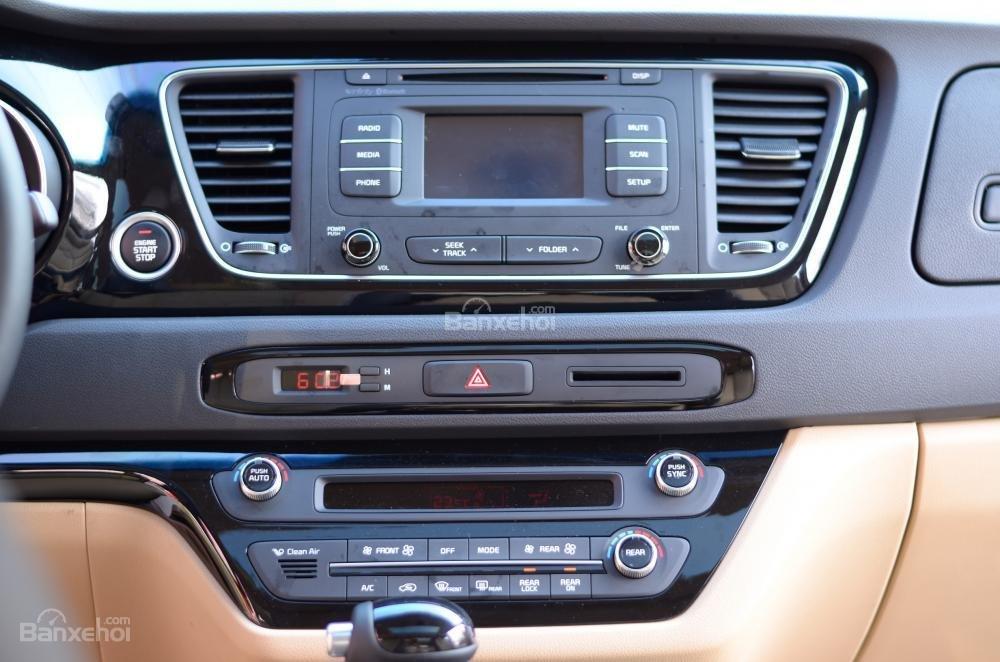 Kia Grand Sedona đẳng cấp cao giá cực sốc trong phân khúc MPV cỡ lớn-15