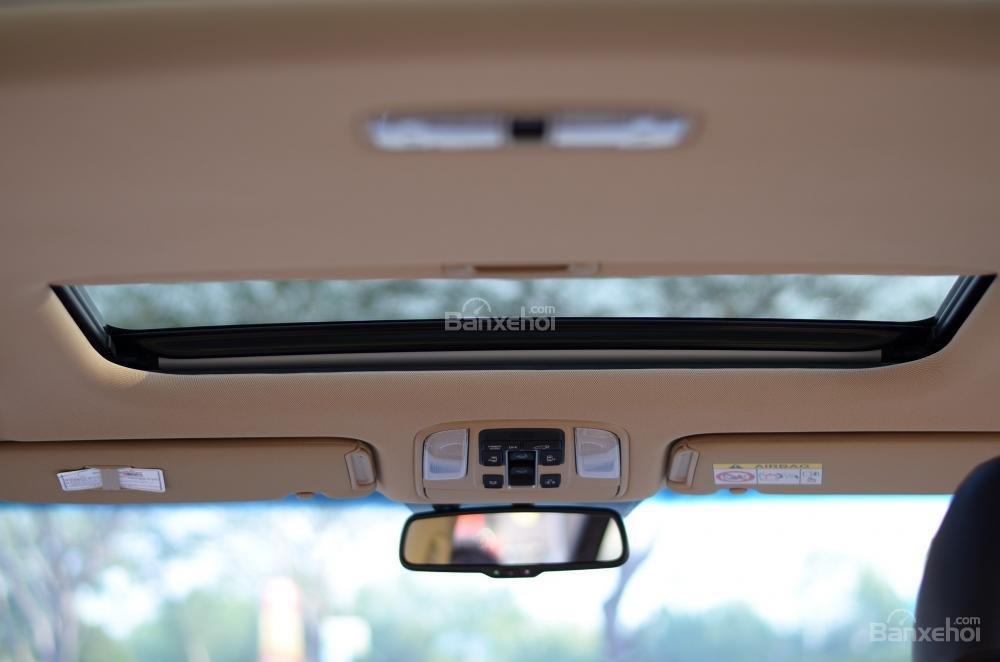 Kia Grand Sedona đẳng cấp cao giá cực sốc trong phân khúc MPV cỡ lớn-19